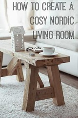 Create a Cosy Nordic Look for your Living Room https://buff.ly/2eEuK7t