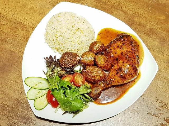 Craft Beer Chicken Rice