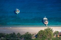 Tour Boats @ Butterfly Valley, Faralya, Fethiye, Muğla, Turkey