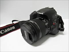 New Canon EOS Rebel SL2 camera
