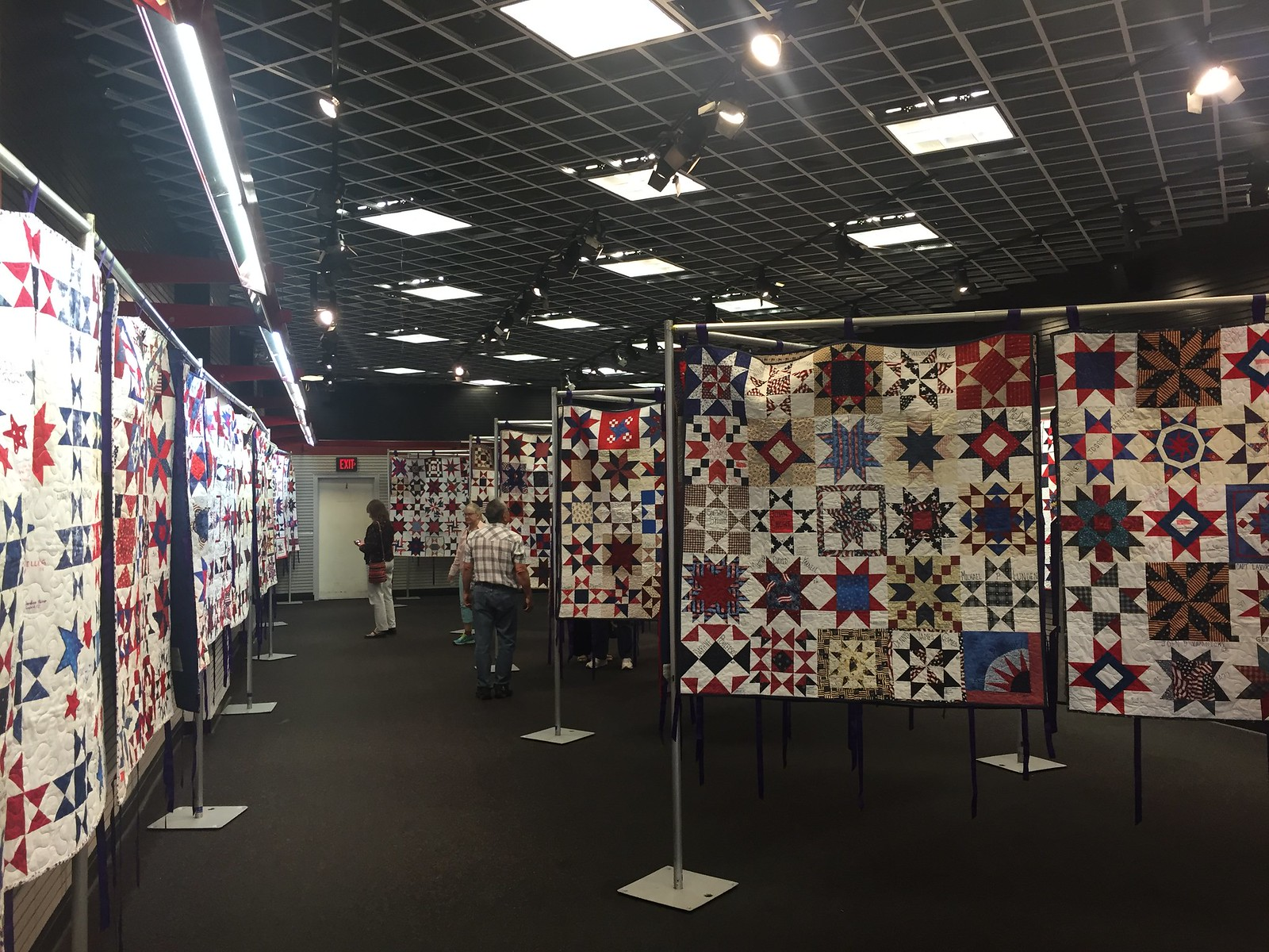 World Trade Center Memorial Quilt Project