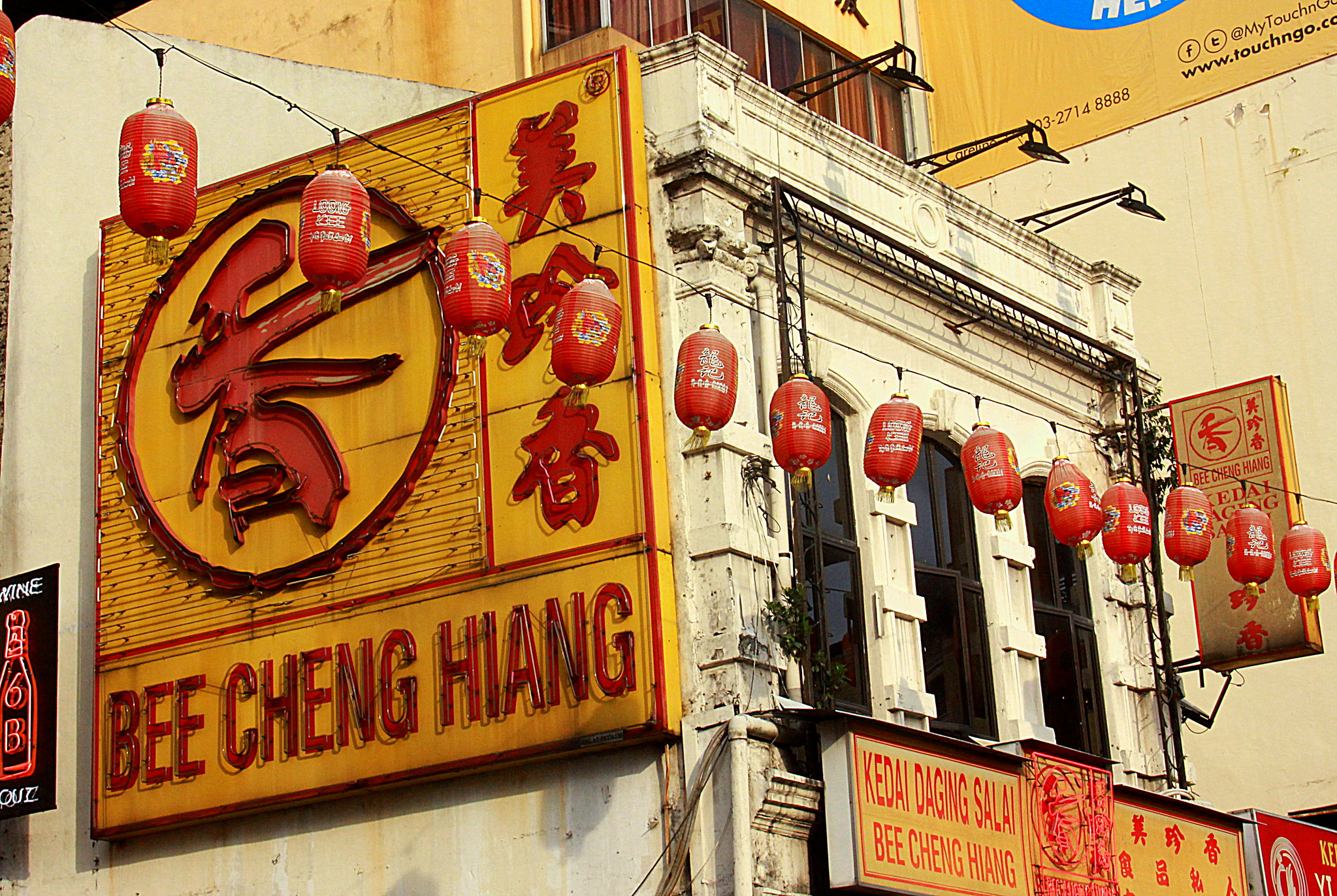 Chinatown is an exciting place to see when you visit Kuala Lumpur