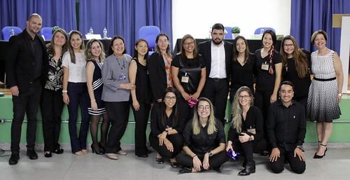 Ação Social - Escola Lauro Gomes
