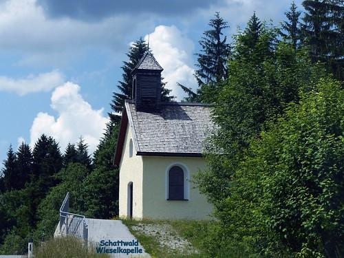 Schattwald - Wieselkapelle
