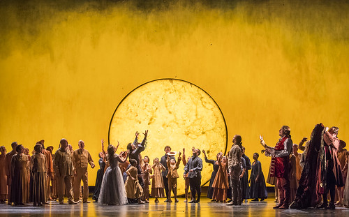 Die Zauberflöte, The Royal Opera Season 2017/18 © ROH 2017. Photograph by Tristram Kenton.