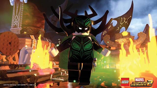 Więcej postaci w Lego Marvel Super Heroes 2 3