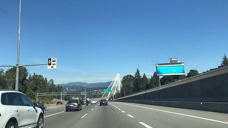 Vancouver Bridge Timelapse