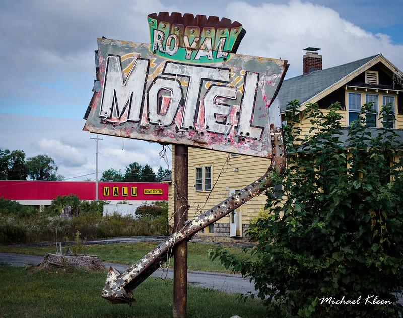 The Royal Motel