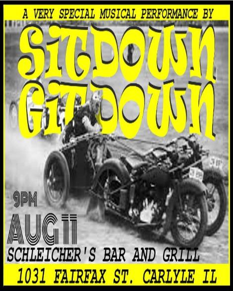 Sitdown Gitdown 8-11-17
