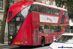 Wrightbus NRM NBFL - LTZ 1078 - LT78 - 10 - London United RATP Group - London 2017 - Steven Gray - IMG_0079