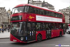 Wrightbus NRM NBFL - LTZ 1049 - LT49 - Aldwych 11 - Go Ahead London - London 2017 - Steven Gray - IMG_1018