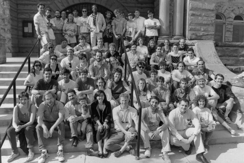 Classes of 1982, 1983, 1984 Cluster Reunion Photos