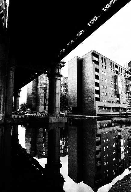 Castlefield Basin, Canon EOS 70D, Canon EF 16-35mm f/4L IS USM