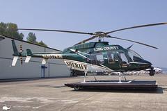 King County Sheriff Bell 407 N407KS