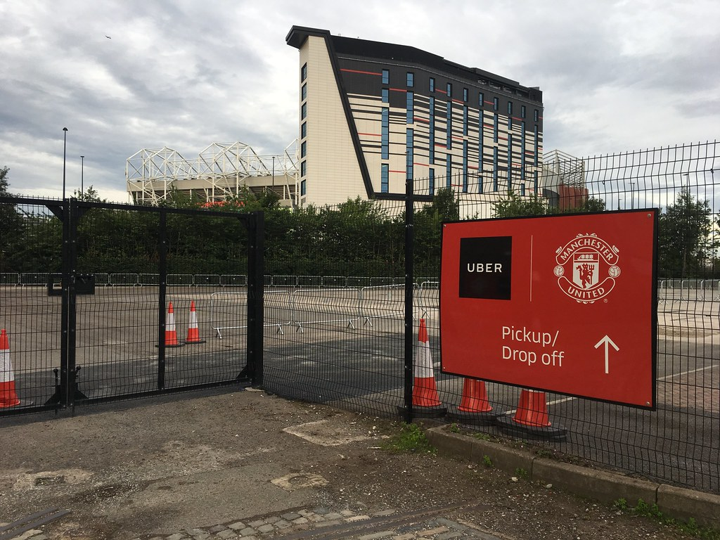 Uber | Manchester United