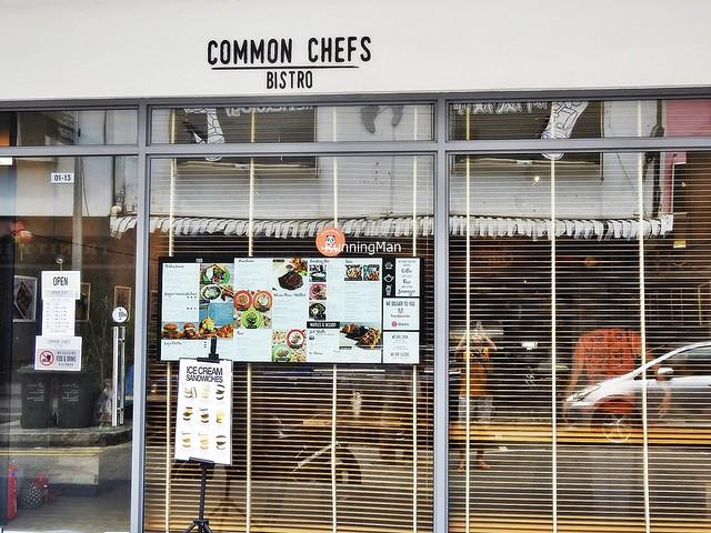 Common Chefs Exterior