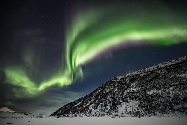 Light-show - Northern Norway