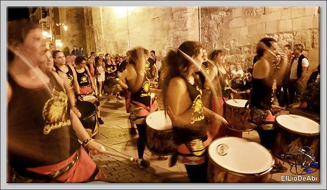 #BriviescaFiestas17 Batucada Gurús (4)