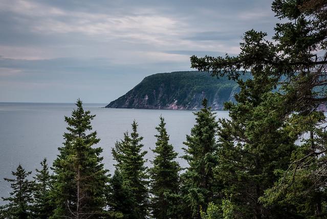 Cape Smokey, Cabot Trail, Nikon D750, Sigma 24-70mm F2.8 IF EX DG HSM