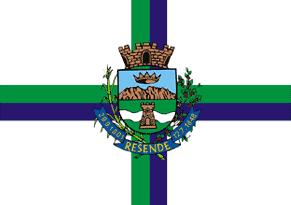 Flag of Resende