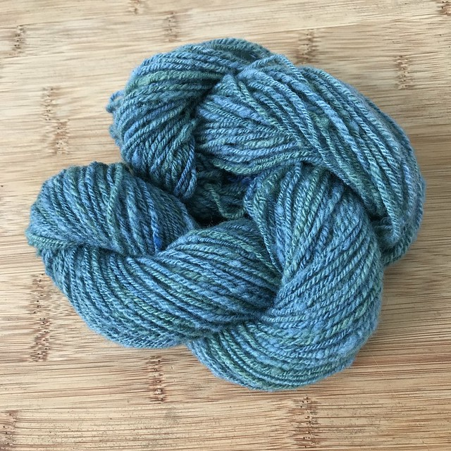 Forest green merino (not cormo)