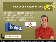 Facebook Customer Care 1-850-361-8504: Top-Notch Service Provider