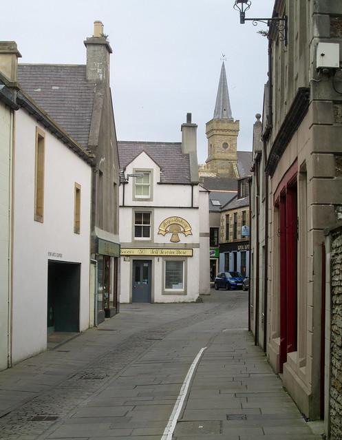 Stromness Street , High Street