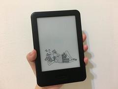 @mooInk電子書閱讀器,隨時都能讀書的好夥伴