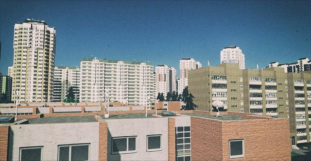 도시 스카이 라인 - PS4