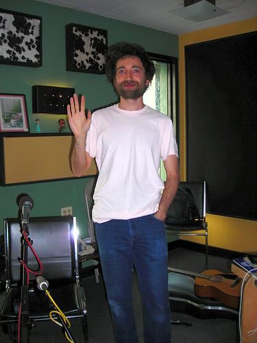 Dave Deporis on WFMU 2008-04-14