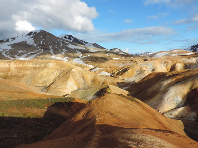 Kerlingarfjöll, Highlands, Iceland