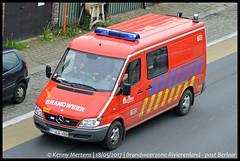 Brandweerzone Rivierenland - post Berlaar - Snelle lichte autopomp