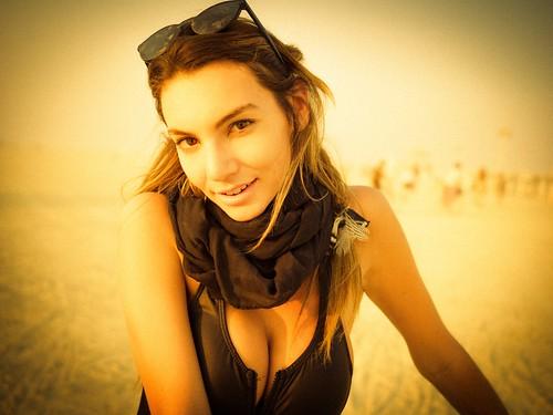 Burning Man Storm