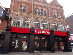 Picture of Five Guys, 7-11 High Street