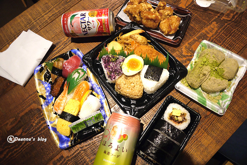日本超市食物