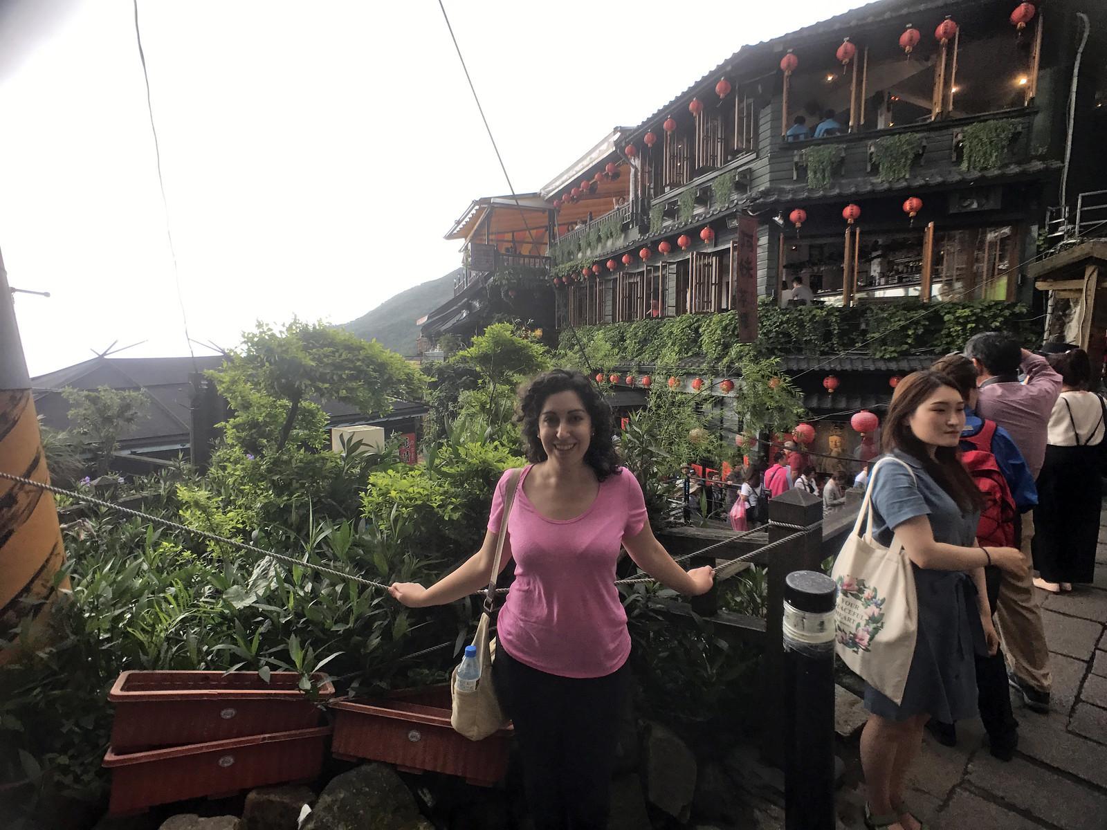 Jiufen A Mei Tea House