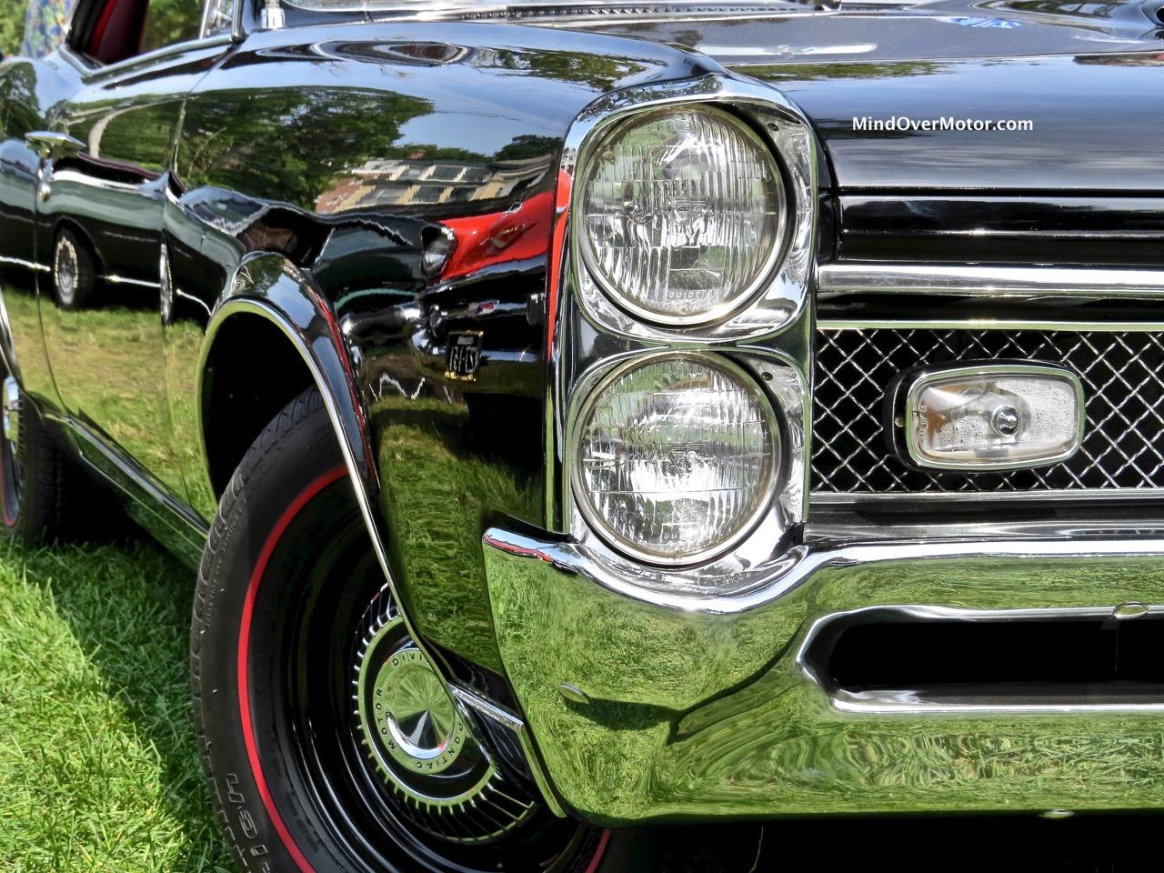 1967 Pontiac GTO Front Corner Detail