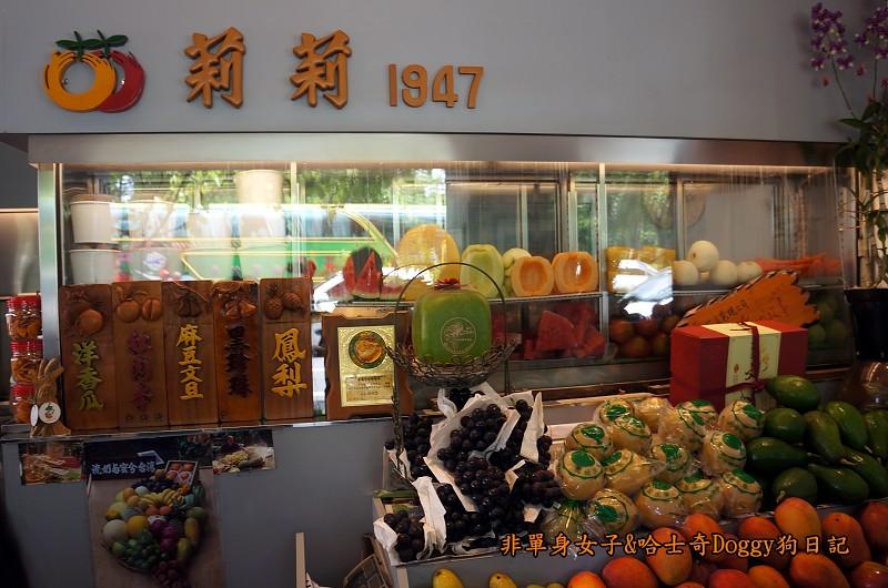 台南孔廟與附近美食32莉莉水果店