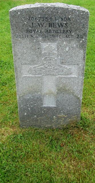 Orphir War Grave