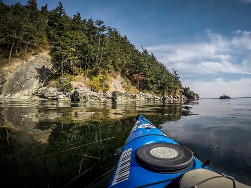Kayaking Bellingham Bay-24
