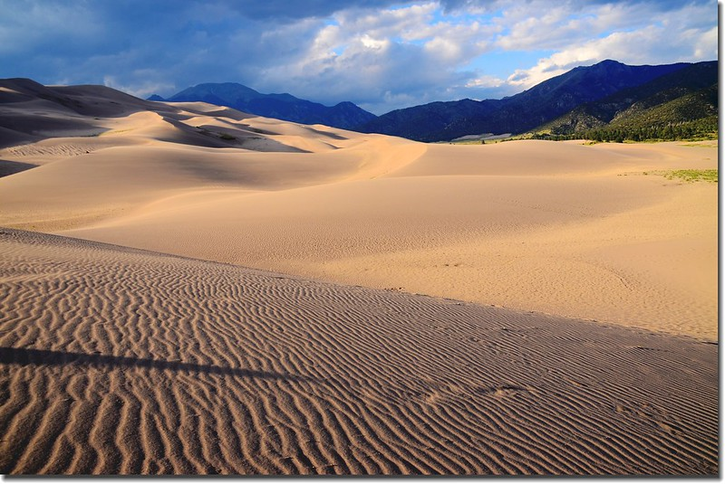 Dusk at Great Sand Dunes National Park  (11)