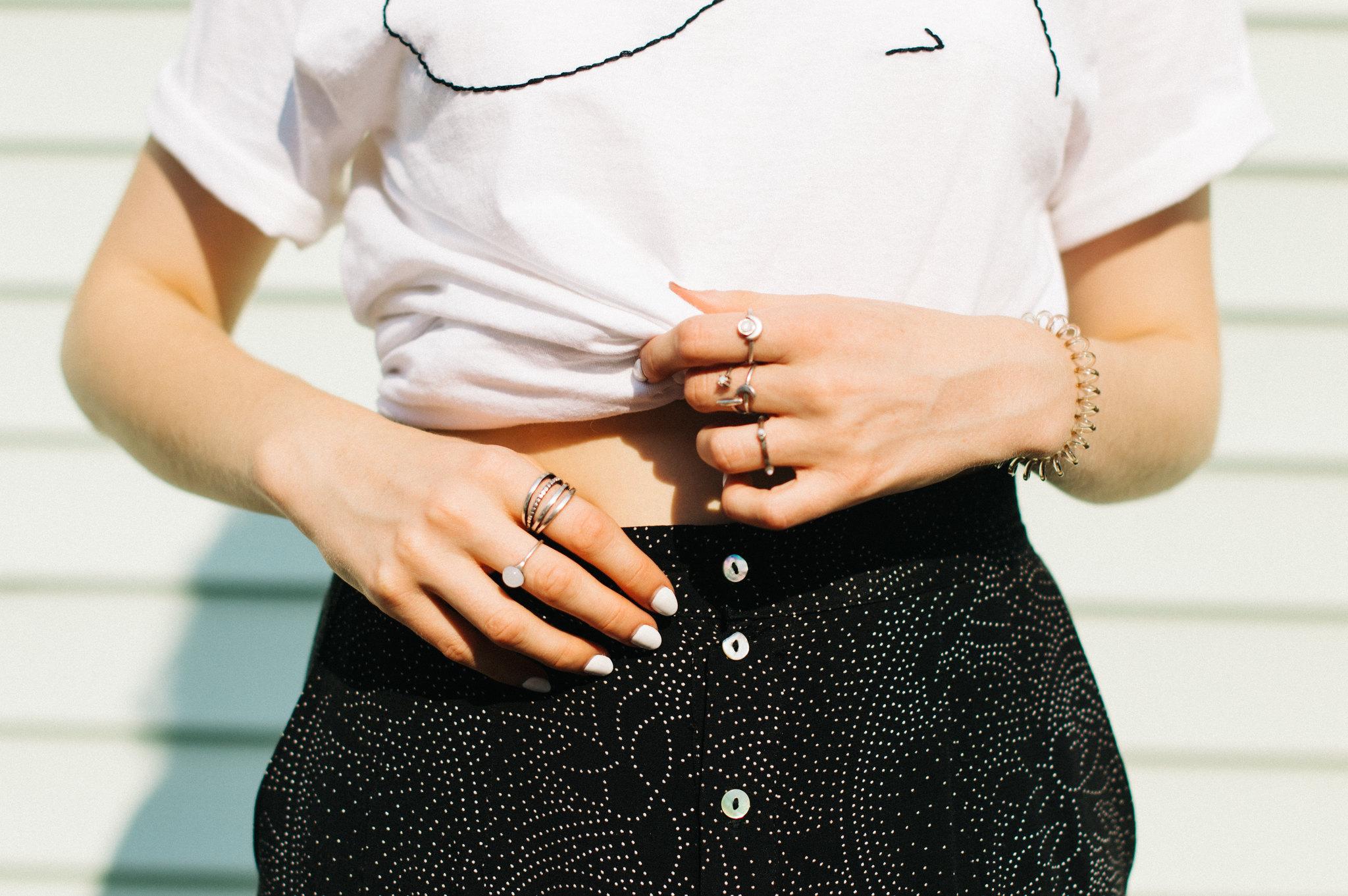Jaelle Designs shot by Lauren O'Neil on juliettelaura.blogspot.com