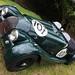 Morgan in British Racing Green