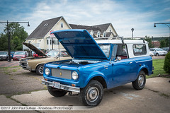 1964 International Harvester Scout 4x4 3/4 view