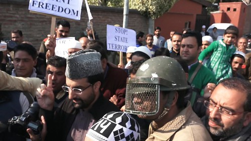 Mirwaiz Asks People to Reach Jamia Masjid on Frida