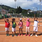 Kids Tennis High School 30.08.2017