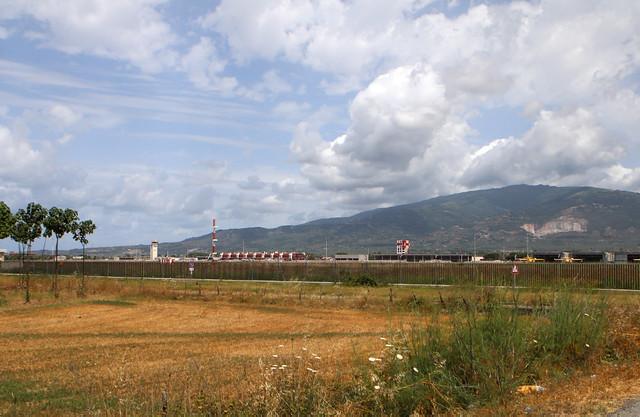 L'aéroport de Lamezia Terme