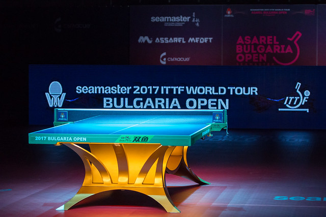 Day 4 - 2017 ITTF Asarel Bulgaria Open
