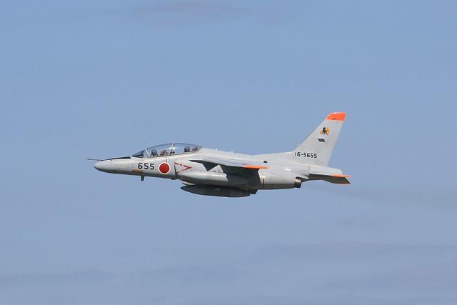 T-4 第23飛行隊 16-5655 IMG_5999_2