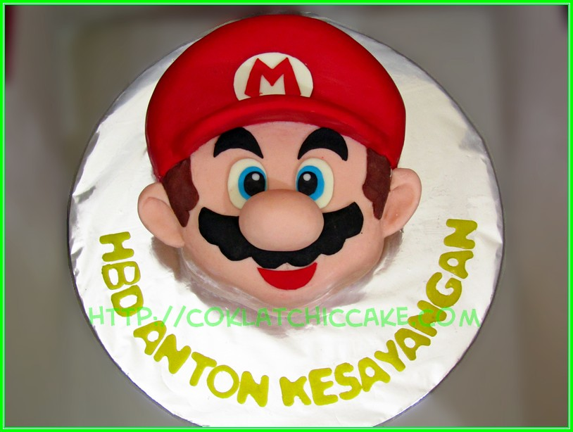 cake mariobross anton